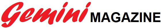 Gemini Magazine Flash Fiction Logo